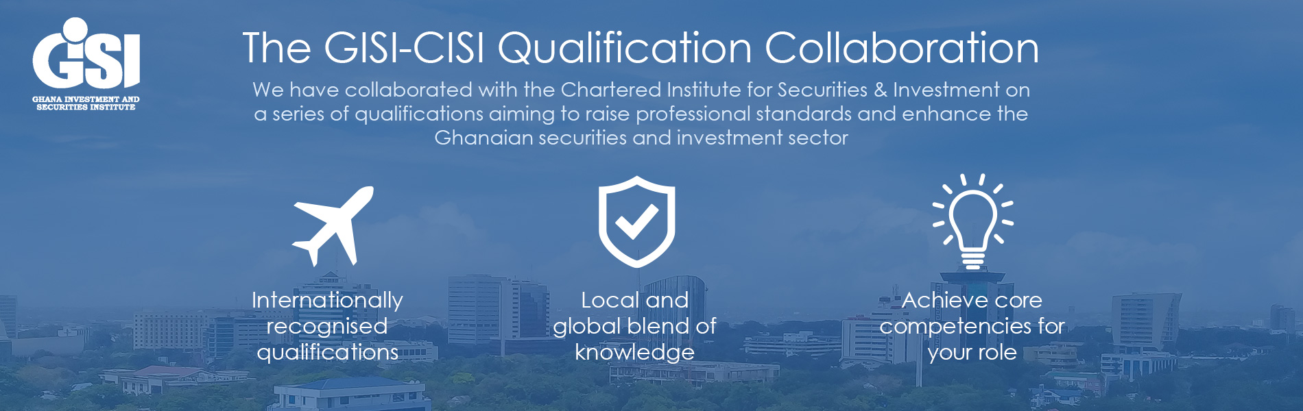 GISI-CISI Banner 1